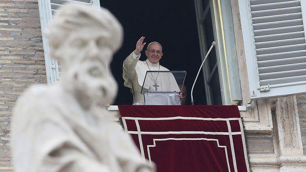 Μήνυμα ειρήνης από τον Πάπα Φραγκίσκο