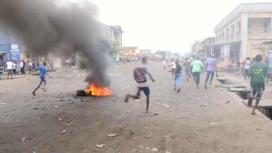 Au moins huit morts dans des marches anti-Kabila