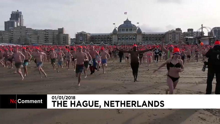 O mergulho dos holandeses em 2018