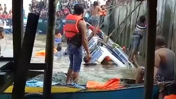 Tote bei Bootsunfall vor Indonesien
