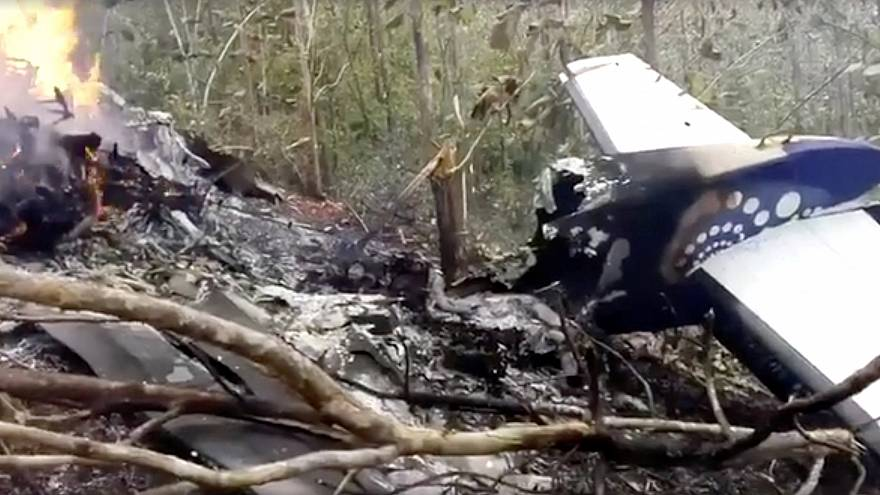 Kosta Rika'da uçak kazası: 12 kişi hayatını kaybetti