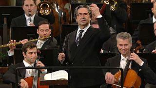 Muti dirige por quinta vez un brillante Concierto de Año Nuevo