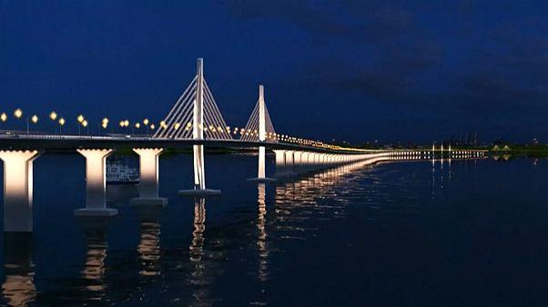 HKZM-Brücke: Chinas neues Superbauwerk
