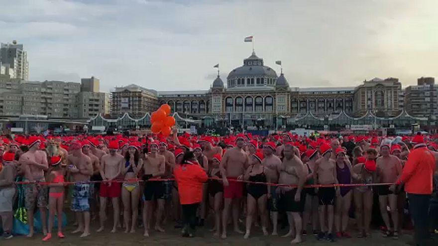 Hollanda'da 'sıra dışı' gelenek