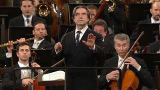 grab from sujet - riccardo muti in vienna