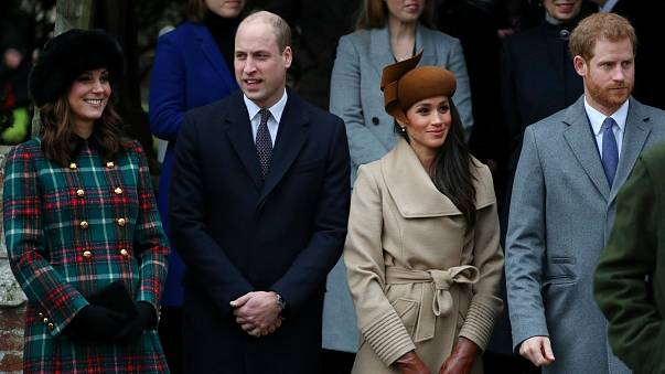 2018: A big year for the British Royal family