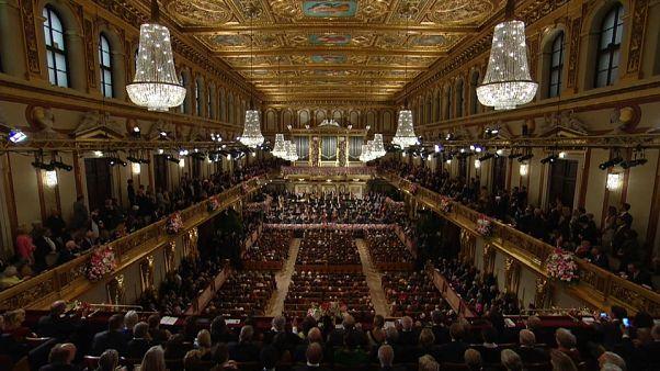 Viena cumpre tradição de ano novo