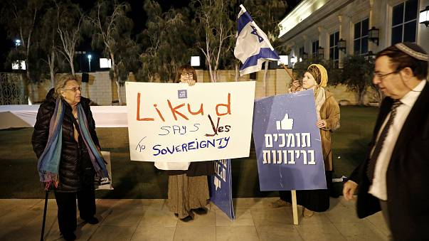 """""""Ликуд"""" призвал аннексировать поселения на Западном берегу"""