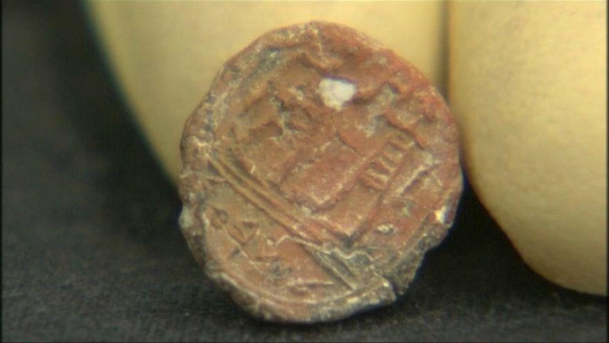 Hallado en Jerusalén un sello de 2700 años