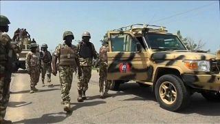 """Освобождены сотни заложников """"Боко харам"""""""