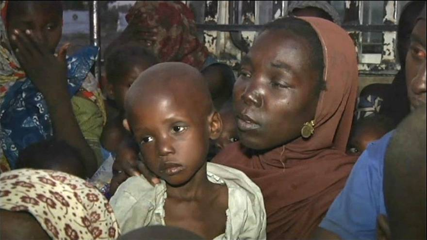 Nigeria: Rund 700 Menschen befreien sich aus der Gewalt von Boko Haram