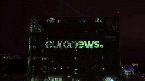 Estamos de parabéns: Euronews faz 25 anos