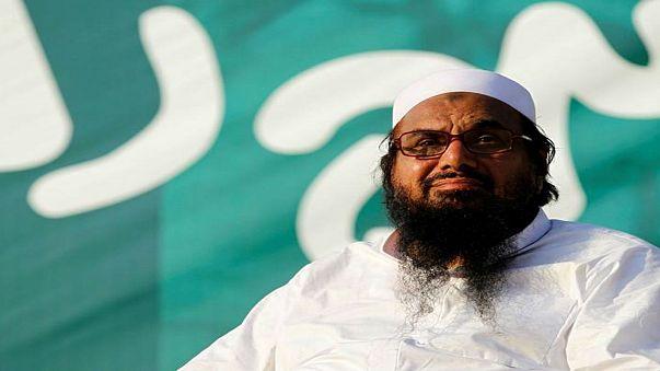 الزعيم الإسلامي الباكستاني حافظ سعيد