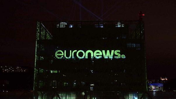 Euronews celebrates 25 years
