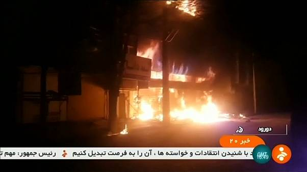 More anti-government protests in Iran