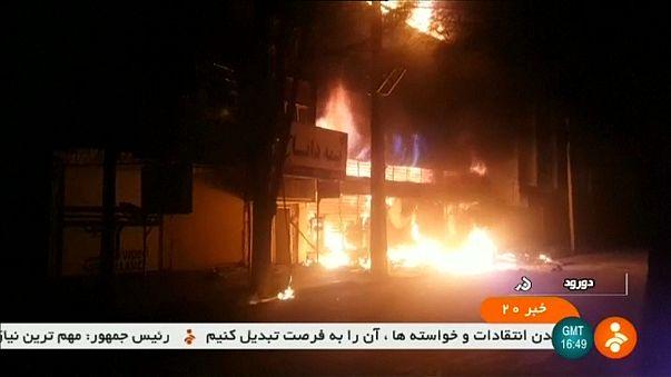 Протесты в Иране: число жертв растёт