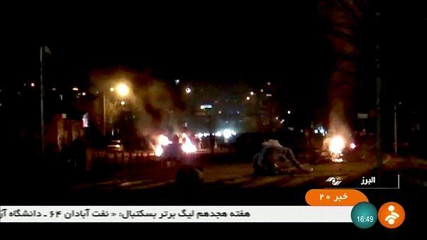 Παγκόσμια ανησυχία για το Ιράν - Εννέα νεκροί σε ταραχές τη νύχτα