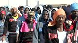 Libya sends migrants home to Gambia