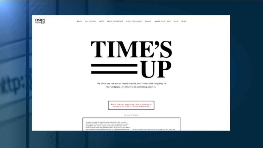 """Molestie: al via la campagna """"Time's Up"""""""