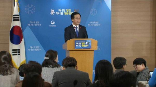 "Corea: Dialogo ""Olimpico"" tra Nord e Sud"