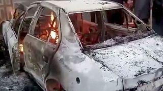 Iran protests Toyserkan 2 january