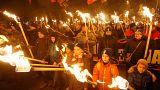 Ουκρανία: 109 χρόνια μετά, ο Μπαντέρα ακόμα διχάζει