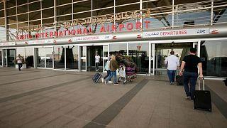 صورة لمطار كردستان العراق