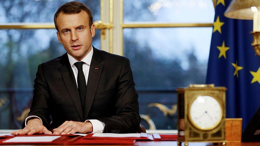 Première visite d'Etat de Macron en Chine