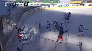 NHL: Winter Classic, New York batte Buffalo