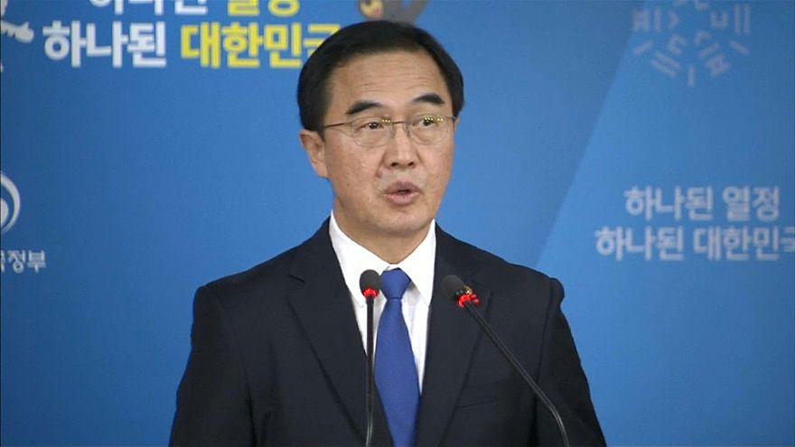 Gesprächsbereitschaft in Nord- und Südkorea
