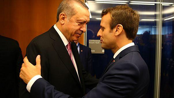Erdoğan'ın ilk yurtdışı ziyareti Fransa'ya