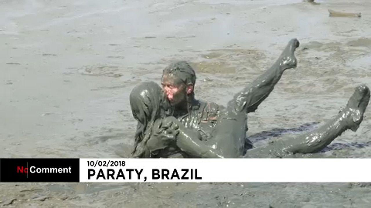 Sárkarnevál Brazíliában