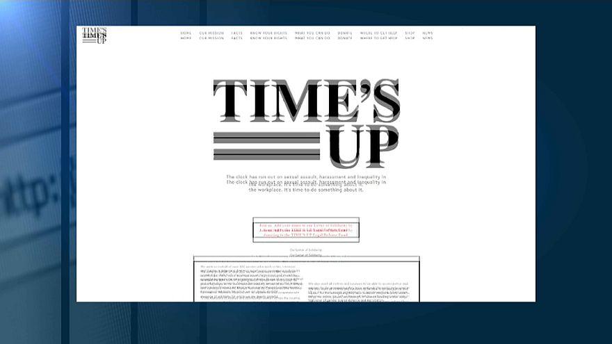 Cinsel tacize 'vakit doldu' kampanyası