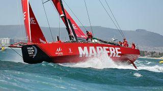 Frota da Ocean Race zarpa rumo a Hong Kong