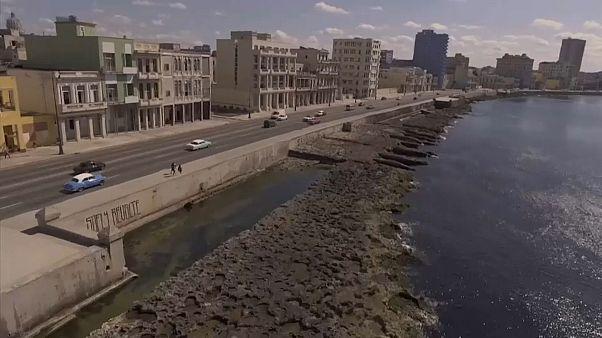 El Malecón, en peligro por el cambio climático