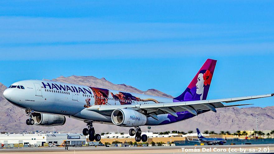 Les passagers d'un avion ont voyagé dans le temps
