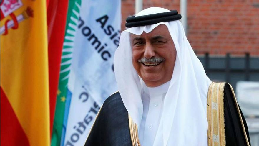 وزير الاقتصاد السعودي السابق ابراهيم العساف