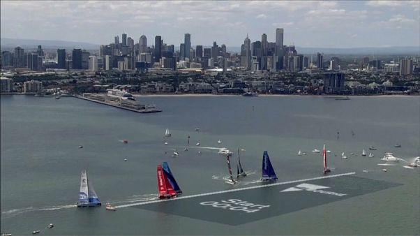 Volvo Okyanus Yarışı'nda 4. etap başladı