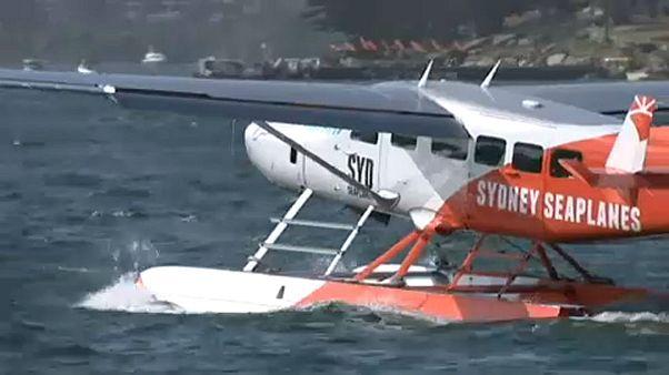 Nyomoznak a lezuhant ausztrál hidroplán ügyében
