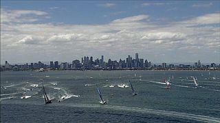 بدء المرحلة الرابعة من سباق فولفو للمحيطات