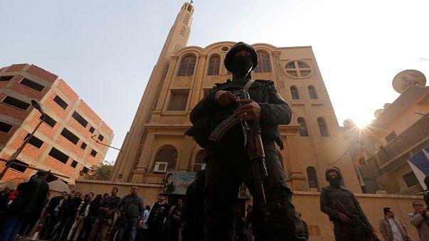 حبس متهم بقتل 11 شخصا في هجوم كنيسة مارمينا على ذمة التحقيق