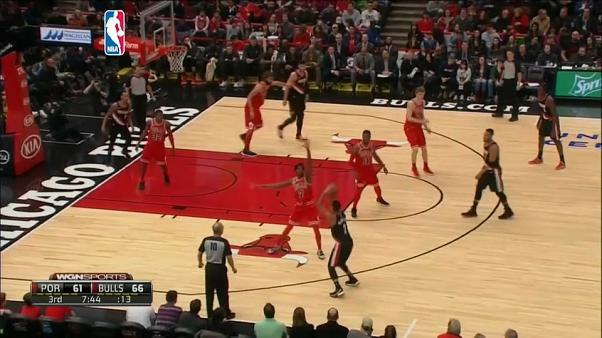 Mal comienzo de año para los Bulls en la NBA