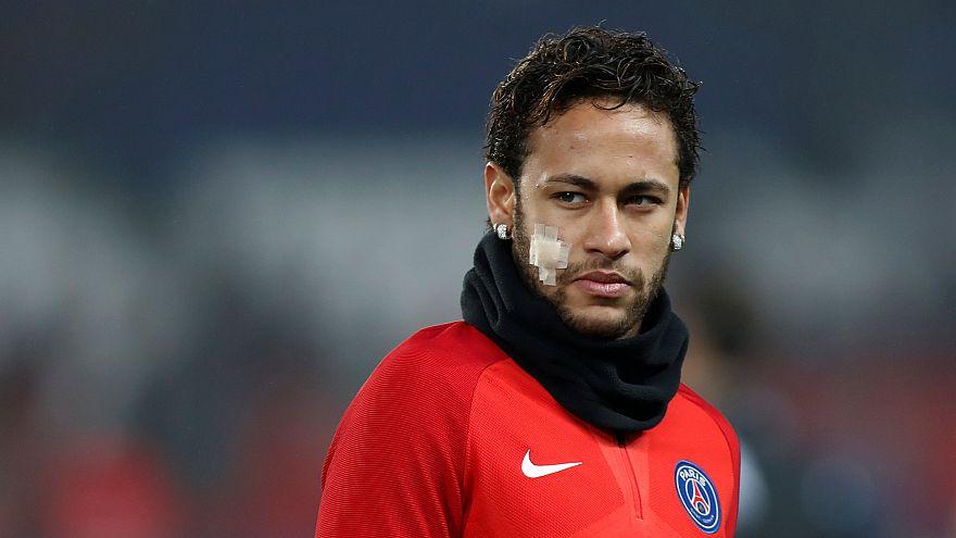 Neymar conquista Troféu Samba de Ouro