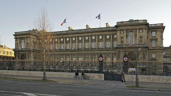 Ministère français des Affaires Etrangères et Européennes Quai d'Orsay Pari