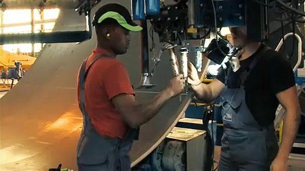 Rekord német foglalkoztatottság