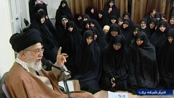 Iran blames enemies for deadly unrest