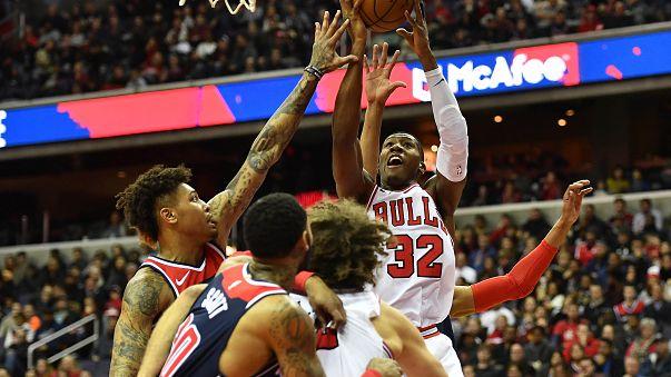 Portland Bulls'u deplasmanda yendi