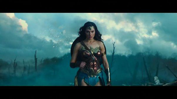 Las actrices, superheroínas de la taquilla en 2017