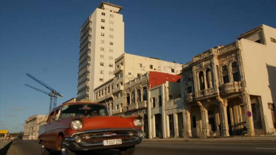 Havannas windschiefes Lächeln