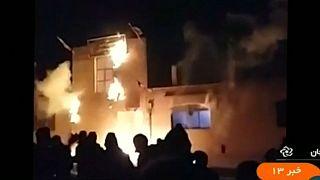 В Иране не стихают протесты